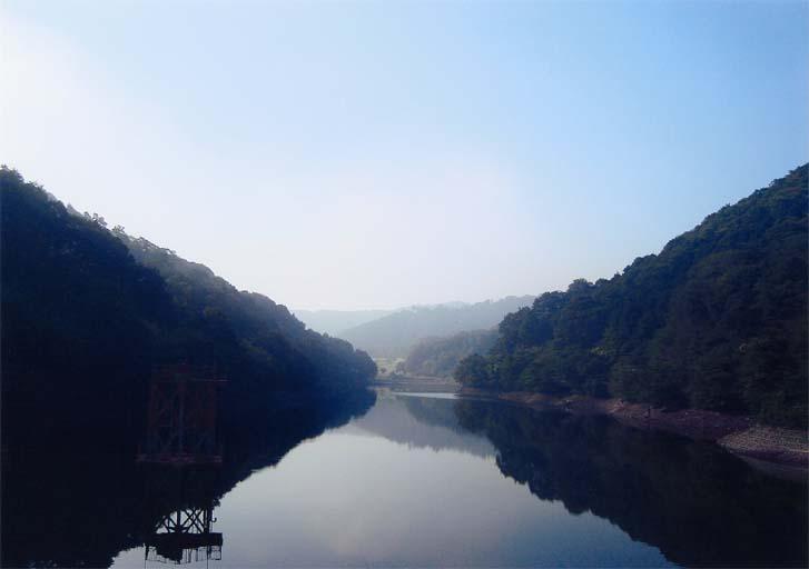 地域を潤おす水源(益子町 大郷戸)