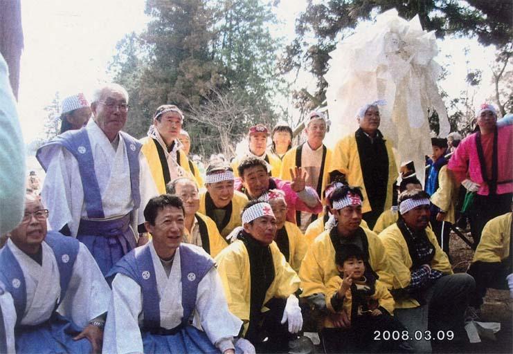 桑窪地区の伝統・・・梵天祭(高根沢町 桑窪)
