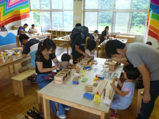 喜連川丘陵の里 杉インテリア木工館