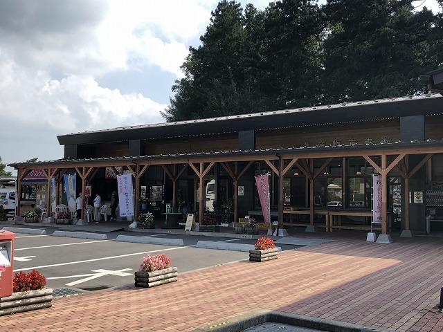 道の駅ばとう農産物直売所
