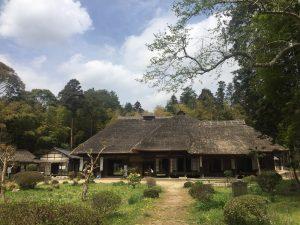 国指定重要文化財 入野家住宅