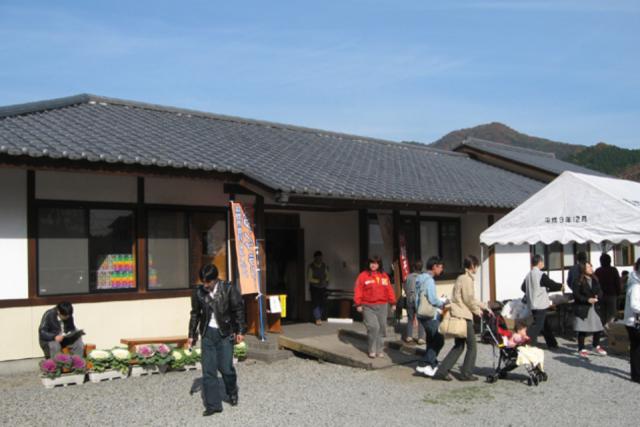 須花坂公園 憩い館