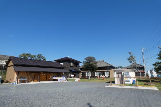 渡良瀬遊水地コウノトリ交流館