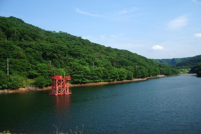 大郷戸ダム
