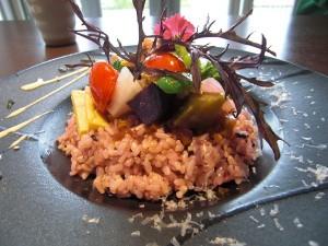 野菜のちらし寿司(2)