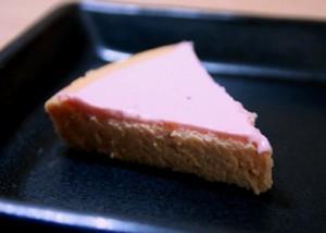 おとめいちごチーズケーキ(フルサイズ)