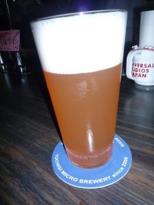 ビール「とちぎの楽園」