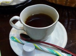 名水コーヒー