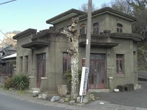 岩舟石の資料館