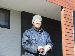 (株)ファーム横尾代表取締役社長