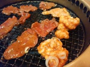 阿吾羅 お肉 味噌焼き