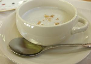 れんこんのスープ