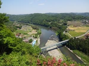 鎌倉山からの景色