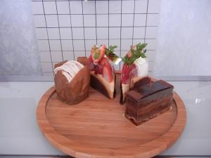 ハレノヒケーキ1