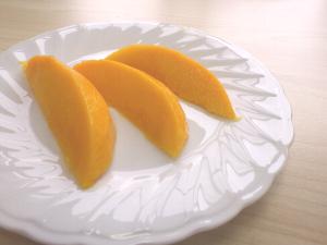 おいしそうなマンゴー