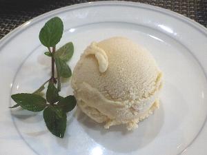 味噌アイス